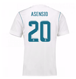 2017-18 Real Madrid Home Shirt (Asensio 20)