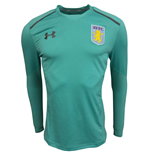 2017-2018 Aston Villa Long Sleeve Training Tee (Mosiac)
