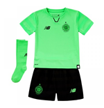 2017-2018 Celtic Third Little Boys Mini Kit