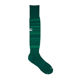 2017-2018 Ireland Home Pro Rugby Socks (Green)