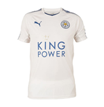 2017-2018 Leicester City Puma Third Football Shirt (Kids)