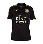2017-2018 Leicester City Puma Away Football Shirt (Kids)