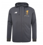 2017-2018 Liverpool Travel Hoody (Thunder)