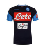 2017-2018 Napoli Training Jersey (Navy)