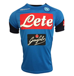 2017-2018 Napoli Training Jersey (Blue)
