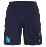 2017-2018 Napoli Kappa Training Shorts (Navy)