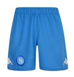 2017-2018 Napoli Kappa Home Shorts (White)