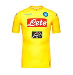 2017-2018 Napoli Kappa Authentic Away Shirt (Kids)