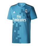 2017-2018 Real Madrid Adidas Third Football Shirt