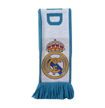 2017-2018 Real Madrid Adidas Scarf (Vivid Teal)