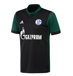 2017-2018 Schalke Adidas Third Football Shirt