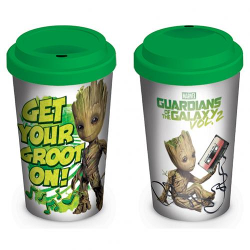 Guardians Of The Galaxy 2 Ceramic Travel Mug