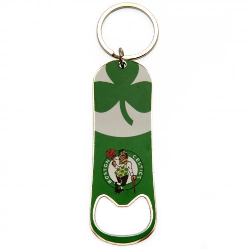 Boston Celtics Bottle Opener Keychain