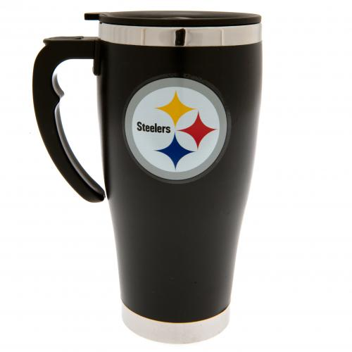 Pittsburgh Steelers Executive Travel Mug