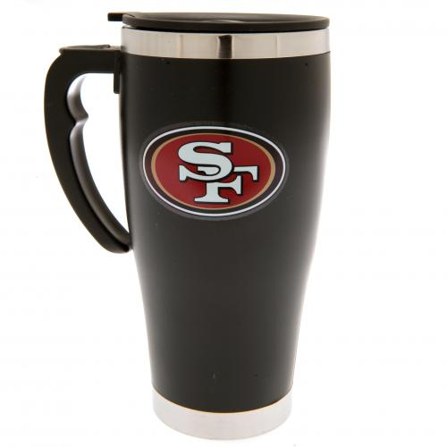 San Francisco 49ers Executive Travel Mug