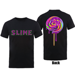 Young Thug Men's Tee: Slime Pop-Up (Back Print)