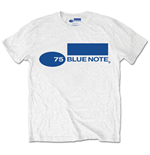 Blue Note Records Men's Tee: Logo