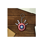 Marvel Avengers Captain America All-in-one Keychain