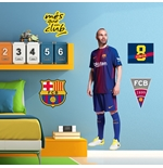 Barcelona Wall Stickers 274250