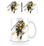 Transformers Mug - Can'T Catch This