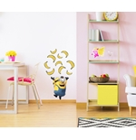 Despicable me 3 - Minions Wall Stickers