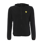 2017 Ferrari Puma T7 Lightweight Jacket (Black)
