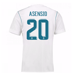 2017-18 Real Madrid Home Shirt - Kids (Asensio 20)
