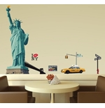 New York Wall Stickers 274643