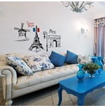 Paris Wall Stickers 274645