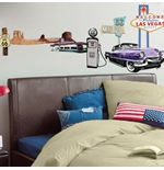 Route 66 Wall Stickers