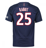 2016-17 PSG Home Shirt (Rabiot 25)
