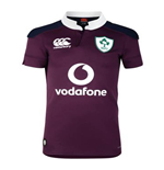 2016-2017 Ireland Alternate Pro Rugby Shirt (Kids)