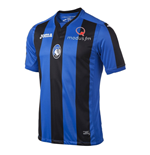 2017-2018 Atalanta Joma Home Football Shirt