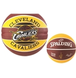 Cleveland Cavaliers Basketball Ball 274836