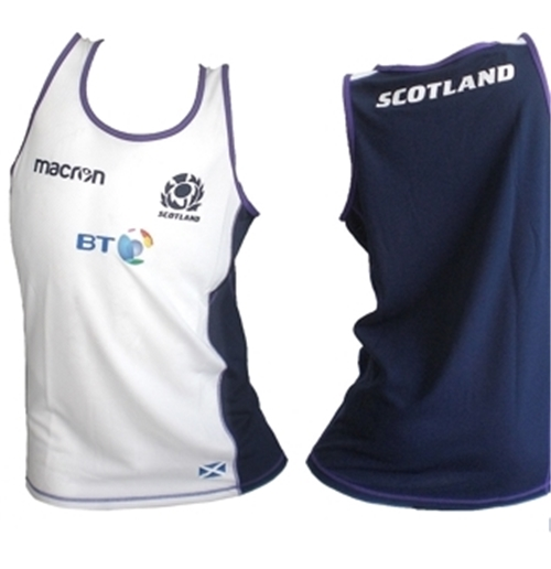 Scotland Rugby Tank Top Singlet