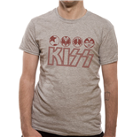 Kiss - Symbols - Unisex T-shirt Black