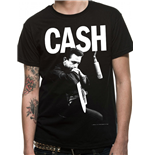 Johnny Cash - Studio - Unisex T-shirt Black