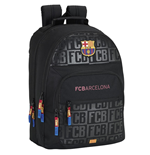 Barcelona FC backpack double Black