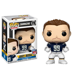 NFL POP! Football Vinyl Figure Joey Bosa (Los Angeles Chargers) 9 cm