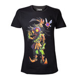 The Legend of Zelda T-shirt - Zelda Majoras Mask