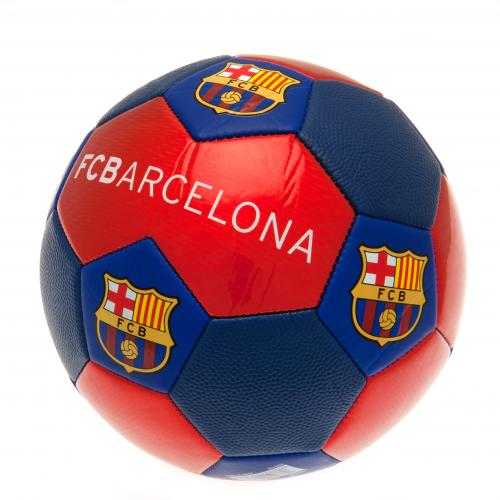 F.C. Barcelona Nuskin Football Size 5