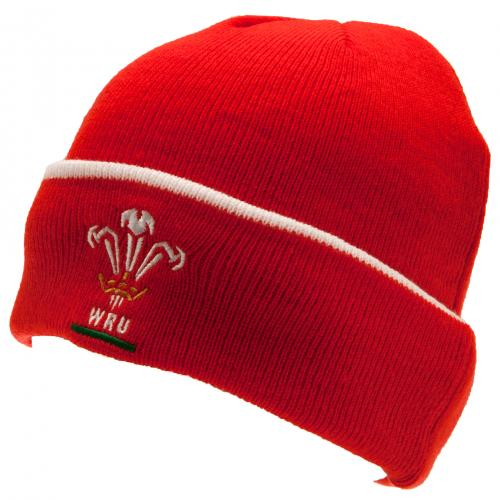 Wales R.U. Knitted Hat Junior