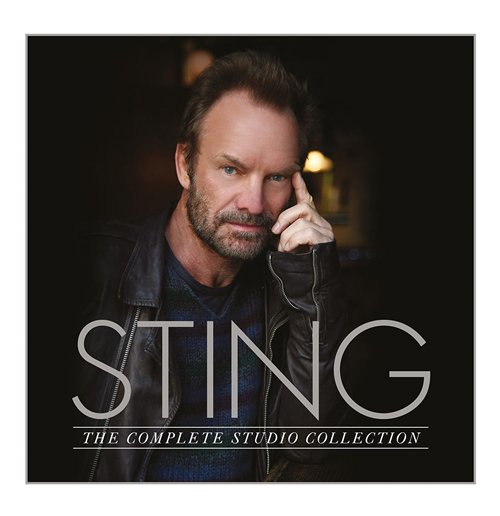 Vynil Sting - Studio Collection (Coffret Deluxe) (12 Lp)