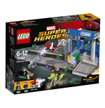 Spiderman Lego and MegaBloks 275855
