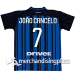 FC Inter Milan Home 2017/2018 Replica Jersey Cancelo 7