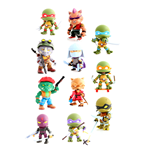 Teenage Mutant Ninja Turtles Action Vinyl Mini Figures 8 cm Display (16)