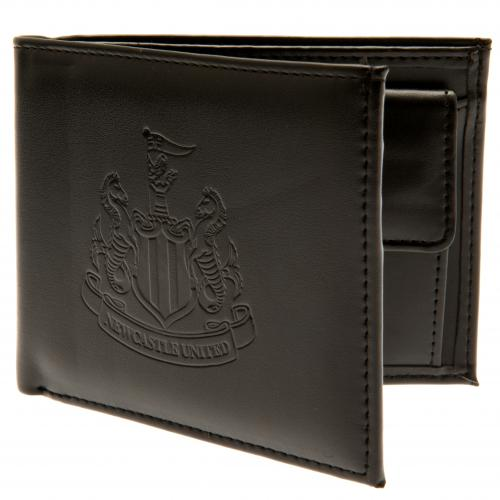 Newcastle United F.C. Debossed Wallet