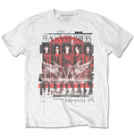 Black Veil Brides Men's Tee: Group Scatter
