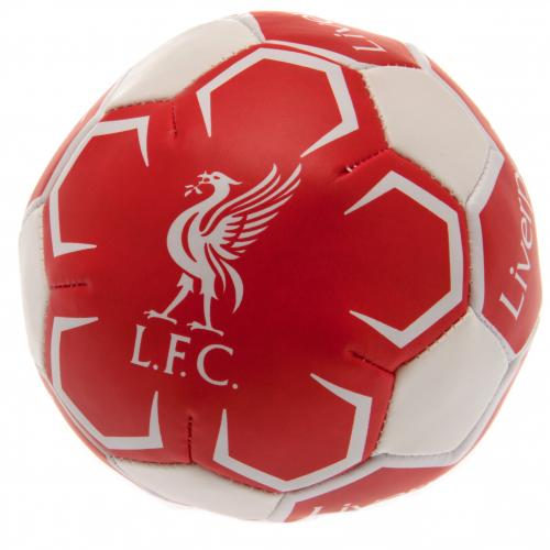 Liverpool F.C. 4 inch Soft Ball