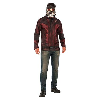 GUARDIANS OF THE GALAXY Star Lord Adult Costume